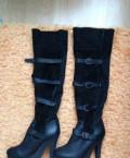 Купить оптом обувь скарлет, сапоги осенние Top Shop, Наро-Фоминск