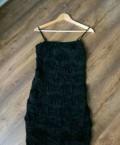 Купить одежду по самым низким ценам, черное платье, Пильна