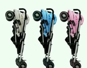 Новые коляски-трости
