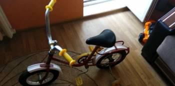 """Детский велосипед """"Мишка"""""""