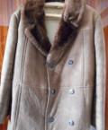 Дубленка (из выделанных овчин), куртка зимняя мужская канада гусь купить, Йошкар-Ола