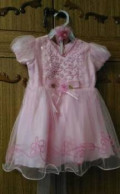 Платье для девочки, ростом 1-1, 5, Липецк