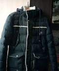 Куртки кожзам мужские, куртка зимняя мужская, 50 размер, Белгород