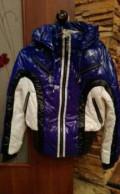 Tom tailor кожаная куртка женская, куртка весна - осень новая, Райчихинск