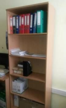 Стеллаж офисный в хорошем состоянии