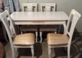 Столы и стулья из дерева, Кострома