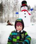 Зимний костюм на 4 года, Темижбекская