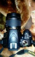 Зеркальный фотоаппарат Nikon d3400 kit 18-55mm, Липецк