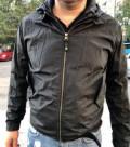 Ветровка «Armani jeans р.48-50, купить мужскую дубленку в снежной, Калининград
