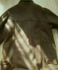 Куртка пилот мужская зимняя овчина цена, дубленка мужская, Мамоново