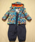 Зимний костюм TokkaTribe: куртка и брюки на лямках, Ильинское