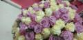 Цветы, 101 розы, ставроза. Доставка цветов, Анджиевский