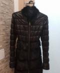 Стильная молодежная одежда интернет магазин, куртка зимняя кожа/норка, Похвистнево