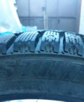 245 резина на 7.5j, 245/45r17 2 колеса, Новосибирск