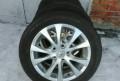 Диски литые р16 белые на киа рио, диски Honda Civic 4d, Новосибирск
