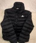 Куртка мужская (пуховик) L, куртки зимние беременным, Ляскеля