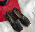 Купить ботинки геокс со скидкой, эспадрильи Valentino, Шаля