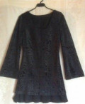 Женское платье fox glove, платье из ажурного бархата, Казань