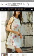 Красивое новое платье, женская одежда для полных недорого, Ивантеевка