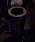 Труба дымоходная из нержавейки и аксессуары, Суоярви