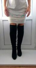 Ботфорты, резиновые сапоги женские 35 размер, Владимир