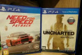 Uncharted 1-3 и nfs payback ps4, Тольятти