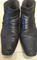 Продам ботинки зимние, очень теплая мужская обувь, Чебоксары