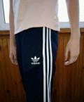 Спортивные штаны Adidas originals, майка в стиле ночной сорочки, Москва