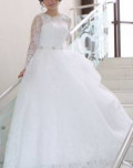 Женская одежда лавира lavira оптом, свадебное платье, Армизонское