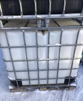 Еврокуб, емкость кубическая с краном, б.у