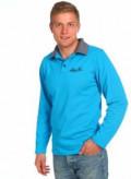 Футболка Поло длинный рукав (новая) 52, осенняя куртка мужская купить, Череповец