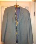 Вечерний мужской черный пиджак, пиджак+брюки+галстук, Яренск