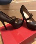 Сапоги женские осень без каблука, туфли новые, Хвастовичи