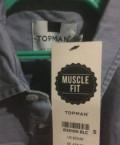 Стильные мужские джинсы оптом, стильная мужская рубашка от бренда Topman, Цивильск