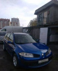 Renault Megane, 2007, купить бмв хэтчбек с пробегом, Калининград