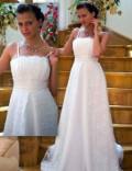Пижама новогодняя мужская, свадебное платье новое, Барнаул