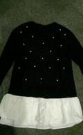 Платье туника новое, укороченные брюки adidas sst relaxed, Добринка