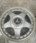 Купить диски на авто work, продам литые диски на 14 от филдера, Братск
