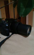 Sony CyberShot DSC- HX300 Black (Ультразум), Радужный