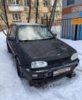 Volkswagen Golf, 1997, купить ауди 200 кватро в россии, Барыбино