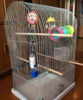 Клетка для попугая, Новодвинск