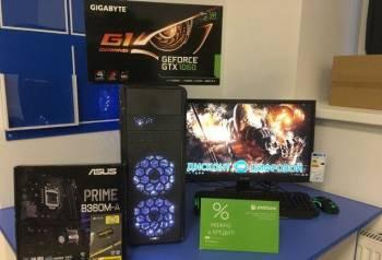 Неудержимый /i5-7500/8G/SSD120gb/GTX1060-3gb