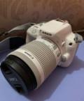 Canon EOS 100D Kit 18-55 IS STM (Белый), Вольгинский