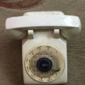 Телефонный аппарат винтаж США, Большевик