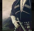 Свитер с высоким воротником на молнии, национальная одежда кавказцев и аксессуары, Хасавюрт