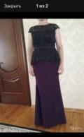 Платье, красивые кружевные платья в пол, Новый Сулак