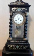 Часы Marti et cie Medaille De Bronze 19 века, Александров
