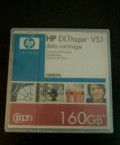 HP DLT tape C8007A 160gb, Ростов-на-Дону
