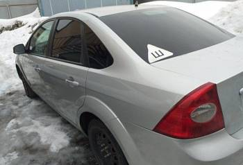 Форд фокус s max 2007, ford Focus, 2008