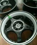 Диски Литые с полкой, литые диски для лада калина 1 поколения, Жилетово